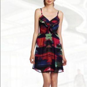Jessica Simpson spaghetti strap dress